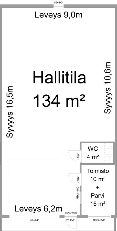 Hallitila A2-7